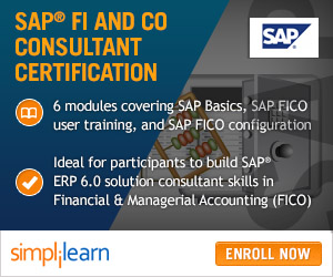 SAP Certification Training | Learning Curve