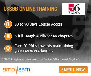 Certified Lean Six Sigma Black Belt Certification Training