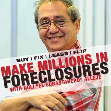 Make Millions in Foreclosures