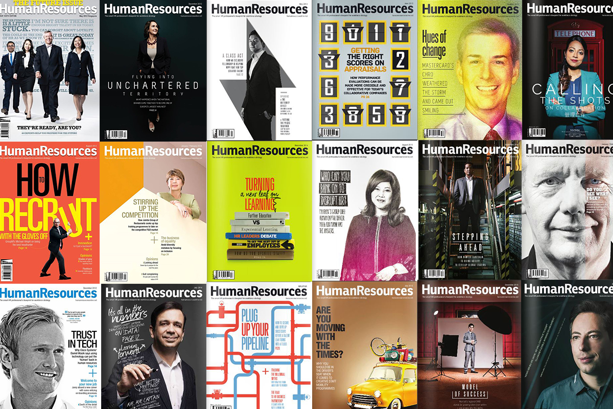 Get your free copy of Human Resources magazine