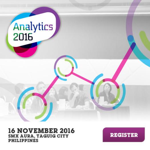 Analytics 2016