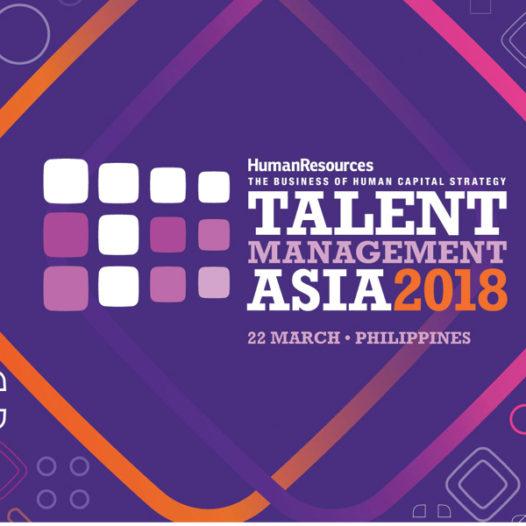 Talent Management Asia 2018