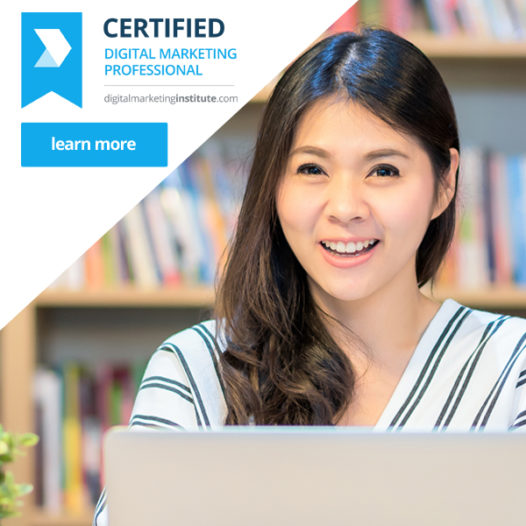 Certified Digital Marketing Professional Q2 2018