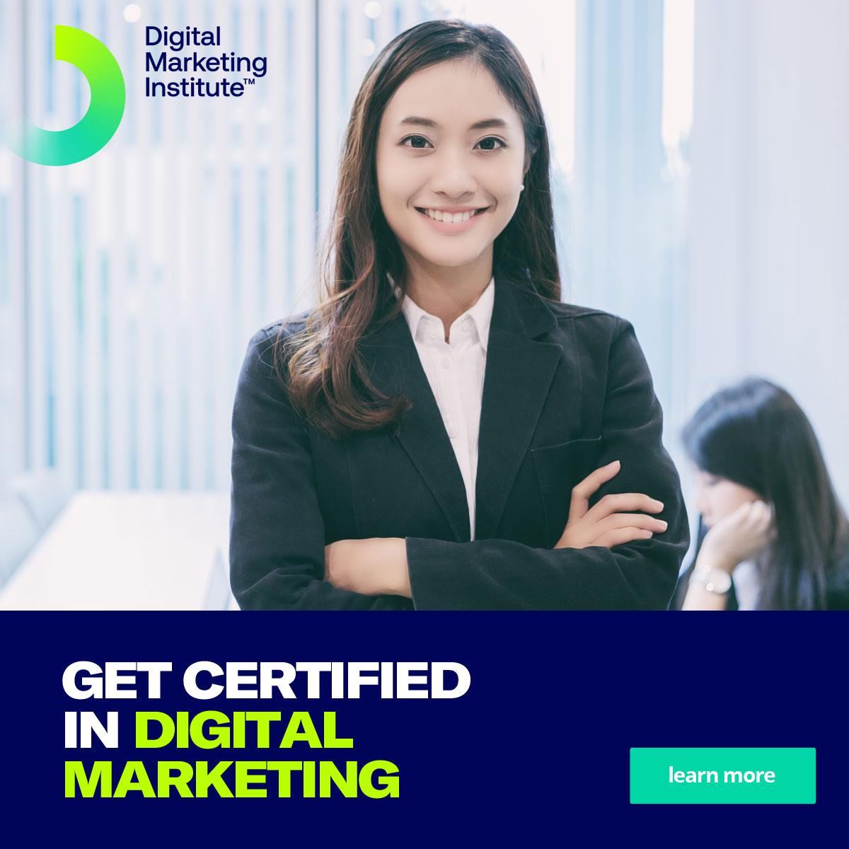 Certified Digital Marketing Professional Batch 18
